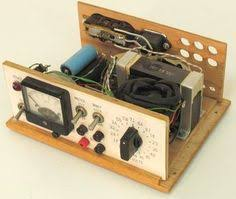 Variable Bench Power Supply With Lcd And Monitor Display Diy Variable Power Supply Electronics Pinterest Electronics