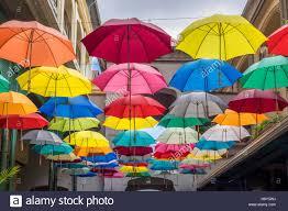 hanging umbrellas stock photos u0026 hanging umbrellas stock images