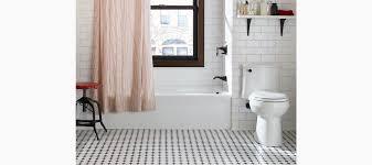 bathroom trendy jasper acrylic right hand bathtub 9 kohler k