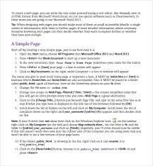 sample web design proposal template 9 free documents in pdf word