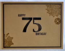 dat u0027s my style happy 75th birthday uncle george