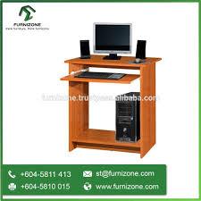 Desktop Computer Stands Wooden Computer Table Wooden Computer Table Suppliers And