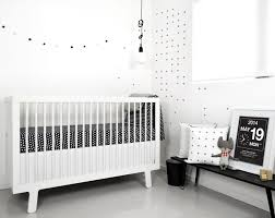 more than 40 ideas for the coolest black and white nursery cool