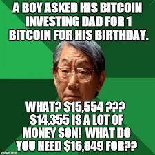 Bitcoin Meme - bitcoin dad imgflip