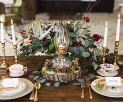 country wedding centerpieces rustic winter weddings ideas and decorations for a winter wedding