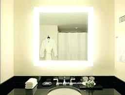 Lighted Bathroom Mirrors Bathroom Mirror Modern Modern Vanity Mirrors Bathroom Mirrors
