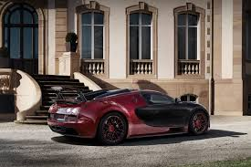 bugatti veyron grand sport bugatti bows out the veyron with u0027la finale u0027 the last model it