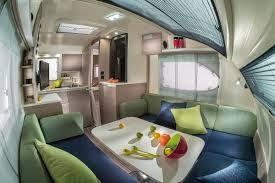 designed for living adria u0027s caravans interior living rooms