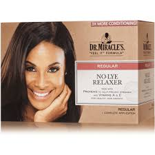 dr miracle hair relaxer texturizer dr miracles