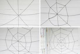 how to make a giant spider web home design ideas