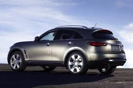 used crossover cars 2009 infiniti fx used car review autotrader