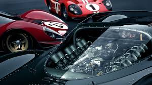 jaguar car icon ferrari 330 p4 jaguar xj13 and a ford gt40 wonderful cool car