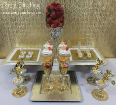 New Years Eve Theme Decorations by New Years Eve Party Gold Theme Decorations Desserts And Supplies