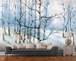 birch tree wallpaper u0026 wall murals wallsauce australia