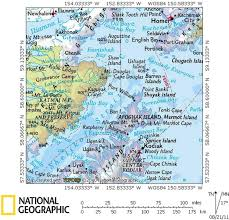 Willow Alaska Map by Scree Shark 05 16 22 11 Mapping Trails In Shuyak Island State Park