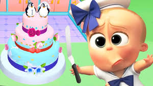baby learn making real cake maker 3d kids baking wedding cake