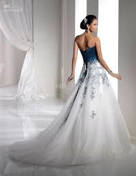 wedding dress search awesome navy wedding dress and white and navy blue wedding dresses
