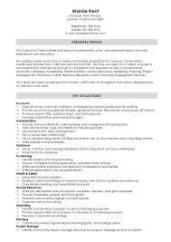 hr generalist resume sample marnie kent cv current