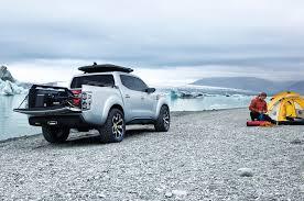 renault alaskan renault alaskan pickup truck concept debuts ahead of frankfurt