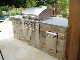 kitchen outdoor kitchen tile built in bbq ideas outside kitchen
