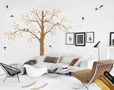 corner tree wall decal with name or quote beautiful by studioquee
