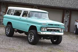 worlds best truck 1961 gmc suburban combines the best of both worlds cars