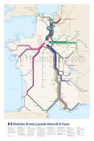 Bordeaux France Map by France U0026 Paris Train Rail Maps