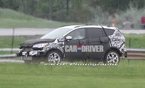 Ford Escape Ecoboost - latest 2013 ford escape spy photos confirm ecoboost power vertrek