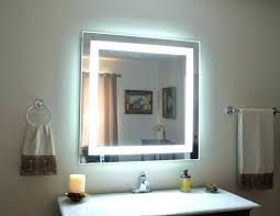 Large Bathroom Mirror With Lights Large Mirror With Lights High Quality Hair Salon Mirrors With