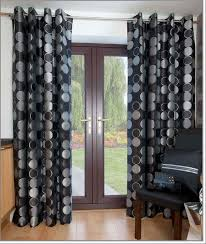 Black And Grey Curtains Home Decor There Are Many Types Of Black And Gray Curtains