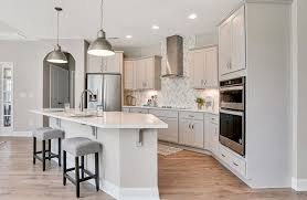 are light gray kitchen cabinets in style 2021 home design trends popular home design selections