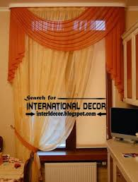 Curtain Designs For Kitchen by Largest Catalog Of Kitchen Curtains Designs Ideas 2016