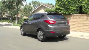 2014 hyundai tucson gl 2014 hyundai tucson driving review automototv