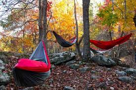 how to set up your camping hammock tent liveoutdoors