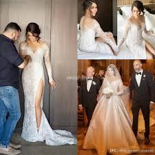 where to buy steven khalil dresses 2016 vintage steven khalil lace split mermaid wedding