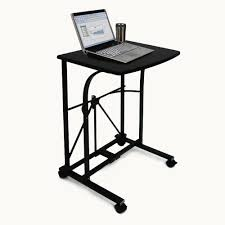 Folding Laptop Desk Collapsible Desk Small Portable Computer Desk Collapsible Laptop