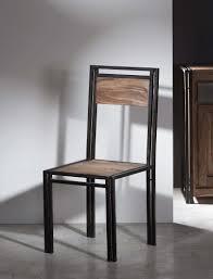 Esszimmerstuhl Auflagen 2x Stuhl Bocas Sheesham Altmetall Esszimmerstuhl Industrial Used