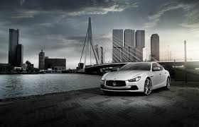 maserati dubai maserati ghibli named wheels car of the year
