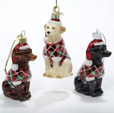 labrador ornament fishwolfeboro