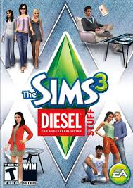 amazon com the sims 3 diesel stuff download video games