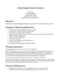 Environmental Engineer Resume Sample by Resume Templates