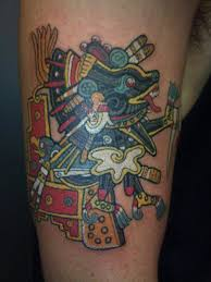 tribal aztec tattoos honor ancient warriors tattoo articles