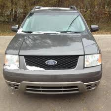 2005 Ford Freestyle Interior 2005 Ford Freestyle Sel In Morley Mi Coz Motors