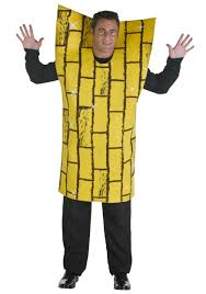 yellow brick road costume men halloween costumes