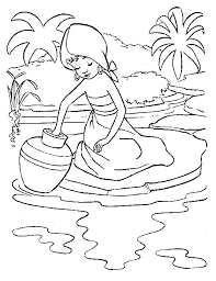 41 jungle book colouring pages images disney