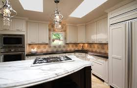 marble island kitchen henry white kitchen design with marble island