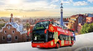 Hop On Hop Off Los Angeles Route Map by Barcelona Hop On Hop Off Bus Pass With Audio Guide Klook