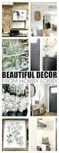 Hobby Lobby Home Decor Ideas Beautiful Decor And Inspiration From Hobby Lobby Lobbies Spaces