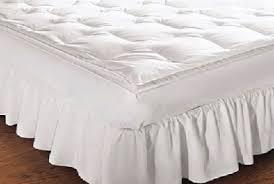 5 star hotel u2013 pillow top mattress pad
