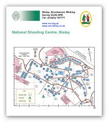 The National Map Map Of The National Rifle Association Ranges Bisley U2013 Raftrc